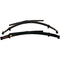 Rear, Driver or Passenger Side Leaf Spring, Sold individually