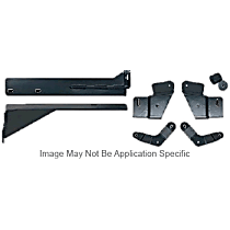 TJ6VXRURB Control Arm Bracket - Direct Fit, Sold individually