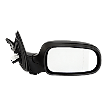 Mirror - Passenger Side, Power, Heated, Paintable, With Memory, For Sedan or Wagon