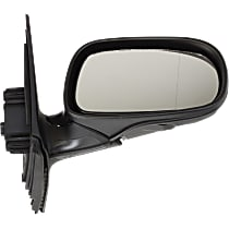 Mirror Power Folding - Passenger Side, Paintable