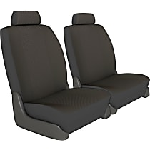 Seat Designs Cool Mesh Front Row Seat Cover - Silver (Mfr. Color), Custom Fit