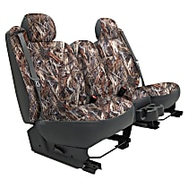 K020-2J-0ACT Seat Designs Camo Front Row Seat Cover - Hunter (Mfr. Color), Custom Fit