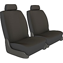 K020-5L-0OSV Seat Designs Cool Mesh Front Row Seat Cover - Silver (Mfr. Color), Custom Fit