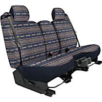 K110-05-4SDB Seat Designs Southwest Sierra Front Row Seat Cover - Dark Blue (Mfr. Color), Custom Fit