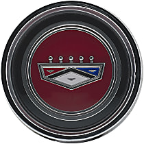 Scott Drake Legendary Wheels LW-HC006 Wheel Center Cap - Sold individually