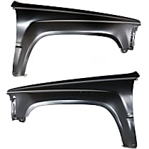 Fender - Front, Driver and Passenger Side, 4WD