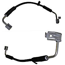 SET-52060044AE-F Brake Line, Front, Driver and Passenger Side