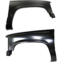 Fender - Front, Driver and Passenger Side (1995-2000), CAPA Certified