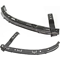 Front, Driver and Passenger Side Bumper Bracket - Side Bumper Reinforcement