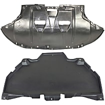 Engine Splash Shield - Front and Rear