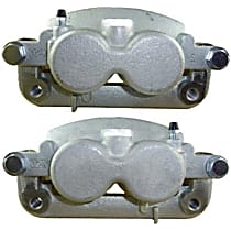SET-AC18FR2247N-F Front Driver and Passenger Side Brake Caliper