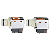Automatic Transmission Solenoid Valve - Direct Fit, Set of 2 1-2, 2-3, 3-4