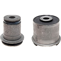 Control Arm Bushing - Front Lower Inner Forward and Rearward, Set of 2