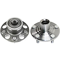 Front and Rear, Driver and Passenger Side Wheel Hub - Set of 4