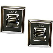 Door Lock Switch - Direct Fit, Set of 2