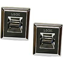Replacement SET-ARBB505601-2 Door Lock Switch - Direct Fit, Set of 2
