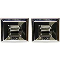 Replacement SET-ARBC505601-2 Door Lock Switch - Direct Fit, Set of 2