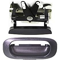 Tailgate Handle - Textured Black