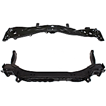 Radiator Support - Upper and Lower Tie Bar, Non-Turbocharged