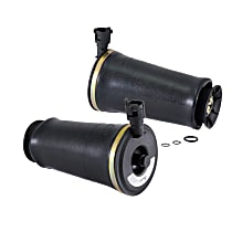 Air Spring - Rear, Driver and Passenger Side, Set of 2