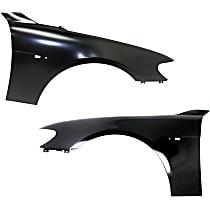 Fender - Front, Driver and Passenger Side, Steel