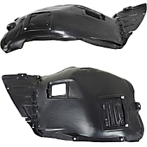 Fender Liner - Front, Driver and Passenger Side, Front Section, Sedan/Wagon, without M-Sport Package
