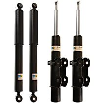 OE Replacement Front and Rear, Driver and Passenger Side Shocks and struts - Set of 4