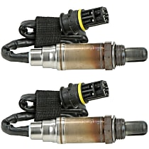 Oxygen Sensor - Before and After Catalytic Converter, Set of 2