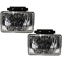 Fog Light - Driver and Passenger Side, Assembly, without Xtreme Edition Package