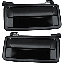 Exterior Door Handle - Front or Rear, Driver and Passenger Side