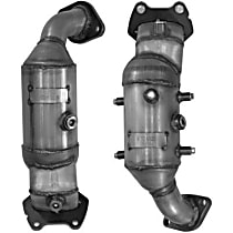 SET-CAT1280-F Catalytic Converter - 47-State Legal (Cannot ship to CA, NY or ME) - Front, Driver and Passenger Side