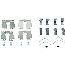 SET-CE117.44083 Brake Hardware Kit - Direct Fit, Set of 2