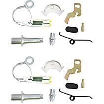 SET-CE119.44009-R Drum Brake Adjuster - Set of 2