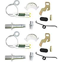 Centric SET-CE119.65001-R Drum Brake Adjuster - Set of 2