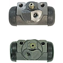 Centric SET-CE134.64013-R Wheel Cylinder - Direct Fit, Set of 2 Rear, Driver and Passenger Side