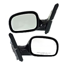 Mirror - Driver and Passenger Side (Pair), Paintable