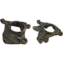 SET-CR68004086AA Steering Knuckle - Direct Fit, Set of 2