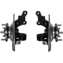 SET-CR68088498AD-F Front, Driver and Passenger Side Wheel Hub Bearing included - Set of 2