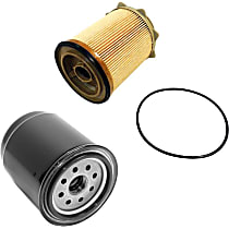 SET-CR68157291AA Fuel Filter