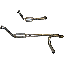 SET-EAST20382 Catalytic Converter - 46-State Legal (Cannot ship to CA, CO, NY or ME) - Driver and Passenger side