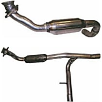 SET-EAST30509 Catalytic Converter - 46-State Legal (Cannot ship to CA, CO, NY or ME) - Driver and Passenger Side