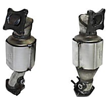 Catalytic Converter - 46-State Legal (Cannot ship to CA, CO, NY or ME) - Front, Driver and Passenger Side