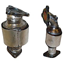 Catalytic Converter - 50-State Legal - Front, Driver and Passenger Side