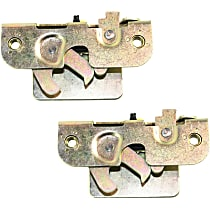 Replacement SET-F582108 Tailgate Latch - Direct Fit, Set of 2