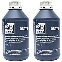 Febi SET-FBI08972 Power Steering Fluid Set of 2