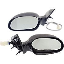 Mirror - Driver and Passenger Side (Pair), Power, Paintable