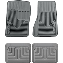 SET-H2151072 Gray Floor Mats