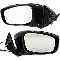 Mirror Non-Heated Without Memory - Driver and Passenger Side, Paintable, Sedan