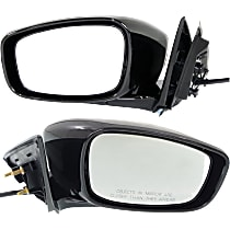 Mirror Heated With Memory- Driver and Passenger Side, Paintable, Sedan