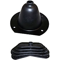 SET-J0948185 Shift Boot - Rubber, Direct Fit, Set of 2